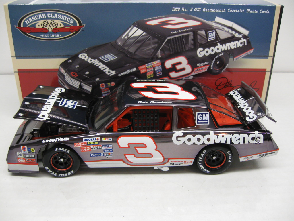DIE CAST RACING COLLECTABLES - NASCAR, Winston Cup & Busch